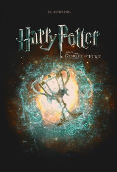 Harry Potter and the Goblet of Fire / Harry Potter und der Feuerkelch Harry Potter Poster, Harry Potter Comics, Harry Potter Tumblr, Images Harry Potter, Harry Potter Book Covers, Mundo Harry Potter, Harry Potter Quotes, Harry Potter Love, Harry Potter Fandom
