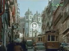Um filme de Manoel de Oliveira sobre a cidade do Porto, em 1956. Totalmente a cores, este vídeo é verdadeiramente admirável!