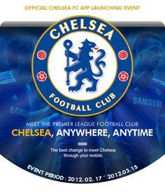 Samsung, resmi Chelsea FC uygulamasını pazara sundu