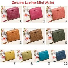 High quality Item Type: Wallet Material: Genuine Leather Style: Fashion Color: refer the main photo in the Diy Wallet, Best Wallet, Coin Purse Wallet, Tote Purse, Designer Wallets, Wallets For Women Leather, Purse Organization, Womens Purses, Leather Fashion