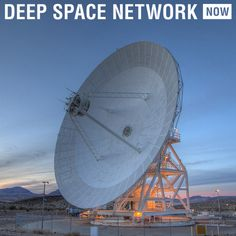 Below is the current state of the Deep Space network as established from available data updated every 5 seconds. https://eyes.nasa.gov/dsn/dsn.html