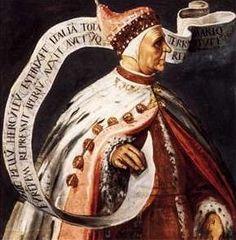 """Domenico Tintoretto: Il doge Giovanni MocenigoDoge (plurale: dogi) è il titolo riservato al capo di Stato elettivo di alcune repubbliche italiane, tra cui la Repubblica di Genova e la Repubblica di Venezia. Il nome deriva dal latino """"dux"""", un titolo militare romano. La moglie del doge riceveva il titolo di """"Dogaressa""""."""