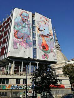 Università di Torino, palazzo nuovo, photo cris.deca