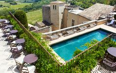 Crillon le Brave in France is a well kept secret in the heart of rural Provence.  www.kingdom-london.com