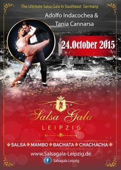 Salsa Gala Leipzig 24-10.2015 http://www.salsagala-leipzig.de #SalsaCubana #Dancing #Tanz