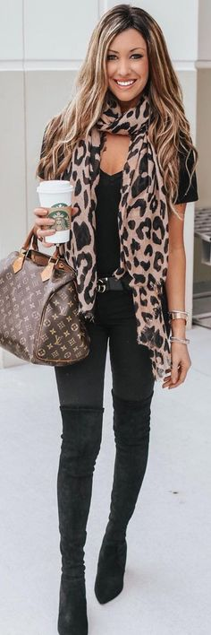 Herbstmode-Trends & Outfit-Ideen 2018 Source by Fall Winter Outfits, Autumn Winter Fashion, Spring Outfits, Winter Dresses, Fall Fashion Trends, Trendy Fashion, Girl Fashion, Fashion Ideas, Trendy Style