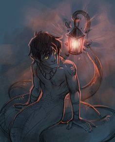"""""""I know that I should hate the light but... Something about it is too beautiful to lose."""" Light by Drkav on DeviantArt"""