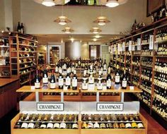 A New York institution since 1947, Morrell Wine Group has expanded to a flagship retail wine store and wine bar at One Rockefeller Center...read more at  www.bottleshopper.com