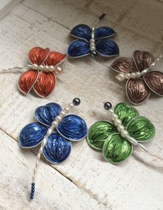 Cafe Nespresso, Recycled Jewelry, Coffee Pods, Easter Crafts, Jewelry Crafts, Scrapbooking, Decoration, Diy And Crafts, Crafty
