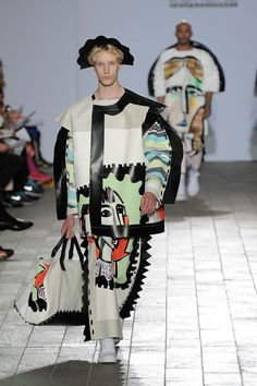 Central Saint Martins FW 2013