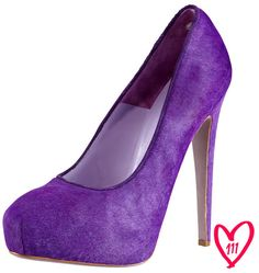 Brian Atwood BG 111th Anniversary Calf Hair Maniac Pump
