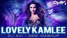Lovely Kamlee Mashup - Dj Avi - http://www.djsmuzik.com/lovely-kamlee-mashup-dj-avi/
