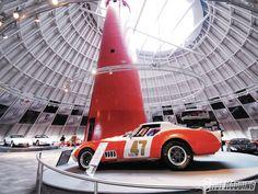 The National Corvette Museum