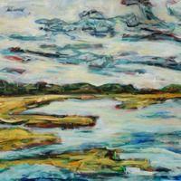 catherinelovett - My Paintings - MarshScenes
