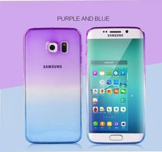 10 best accessories images cute phone cases, galaxy s7, samsung s7new rainbow gradient color phone cases soft clear tpu protective housing for samsung galaxy edge 2016
