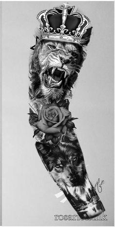 – Tattoo, Tattoo ideas, Tattoo shops, Tattoo actor, Tattoo art Category: Tattoos This image has get. Lion Tattoo Sleeves, Wolf Tattoo Sleeve, Forearm Sleeve Tattoos, Best Sleeve Tattoos, Tattoo Sleeve Designs, Tattoo Designs Men, Full Arm Tattoos, Mens Full Sleeve Tattoo, Lion Sleeve