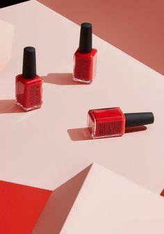 53b2468372b Kester Black nail polish - Rouge Bright Red Nails, Black Nail Polish,  Shelfie,