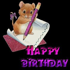 Funny happy birthday animated gifs, pictures and happy birthday images. Birthday Gif Images, Birthday Images For Facebook, Birthday Greetings For Facebook, Birthday Wishes Greetings, Funny Happy Birthday Pictures, Happy Birthday Greeting Card, Birthday Photos, Birthday Gifs, Funny Birthday