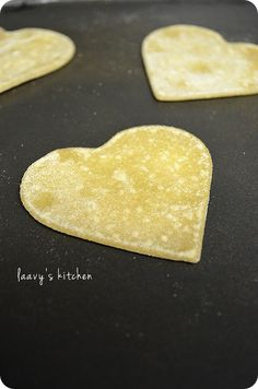 Valentines Day Roti - Heart shaped Roti