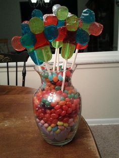 Jolly rancher cross lollipops