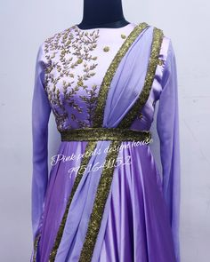 A customized western gown.. @9951641152