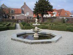 Kijk, wat een mooie fontein