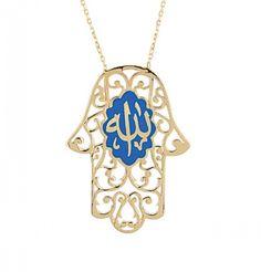 Allah Yazılı Fatma Anaeli Kolye   #altınkolye #kolye #besaygold