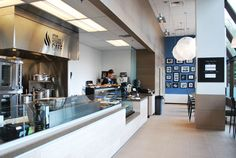 ATCO Blue Flame Kitchen Cafe