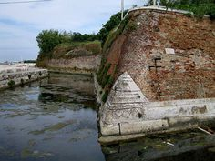 Forte San Felice - diga foranea Murazzi a Sottomarina di Chioggia - Venezia