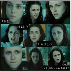 Faces of Bella