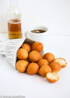 If you have ever traveled to a West African country or attended a West African gathering chances are you have tasted this fried dough. It is an extremely popular West African snack food that is sold on every street corner imaginable and goes under different aliases. Ghanaians call itBofrot (togbei), Congolese call itmikate,gboflotoin Ivory Coast; …