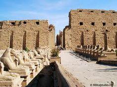 Templo Karnak - estudo da evolução da consciência