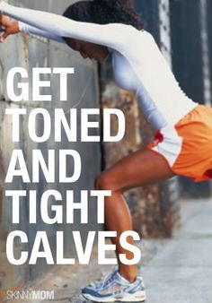 Get toned calves with these 6 moves! Fitness Diet, Fitness Motivation, Health Fitness, Calf Exercises, Toning Workouts, I Work Out, Get In Shape, Lose Belly Fat, Get Healthy