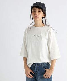 【ZOZOTOWN】studio CLIP(スタディオクリップ)のTシャツ/カットソー「studio CLIP ロゴ7分袖Tシャツ」(732439)をセール価格で購入できます。