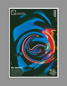 Abstract Poster Templates for Adobe Photoshop