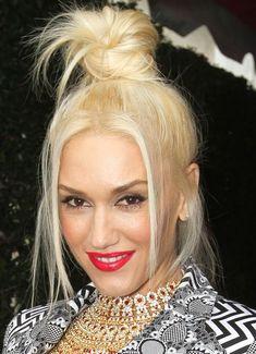 love this hairstyle - gwen stefani Gwen Stefani Hair, Gwen Stefani No Doubt, Gwen Stefani And Blake, Gwen Stefani Style, Gwen Stephanie, Gwen And Blake, Hollaback Girl, Braided Hairstyles, Beauty