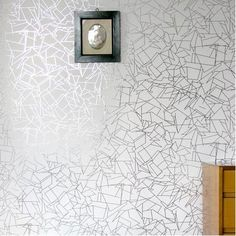 Angles Wallpaper available to buy online. Erica Wakerly Angles White Contemporary at best online price. Free delivery on orders over £150.