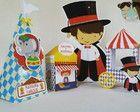 kit festa Circo - circus
