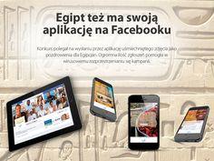 Egipt też ma swoją aplikację na Facebooku. #migomedia #socialmedia #social_media