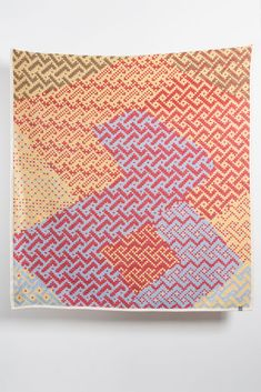 Unafraid Artist Cotton Blankets Throws by Mark Barrow Sarah Parke – ZigZagZurich Conceptual Framework, Jacquard Loom, Egyptian Cotton Bedding, Cotton Blankets, Artist At Work, Woven Fabric, Weaving, Textiles, Quilts