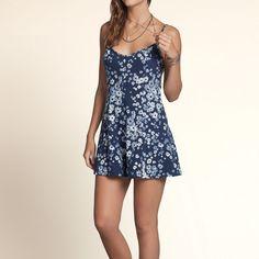 Girls Dana Strands Knit Romper | Girls Jumpsuits & Rompers | HollisterCo.com