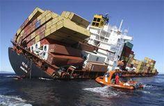Logistics Fail