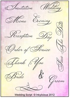 http://www.inkylicious.co.uk/wedding-script-a6-clear-polymer-stamps/prod_731.html