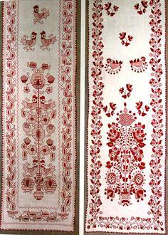 Українські весільні рушники