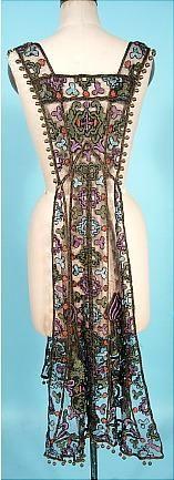 1912 Overdress Edwardian Clothing, Antique Clothing, Edwardian Fashion, Vintage Fashion, Nice Dresses, Awesome Dresses, Period Costumes, Beautiful Gowns, Costume Design