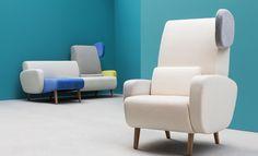 Fotel Teddy Bear NOTI  www.euforma.pl #armchair #noti #home #design