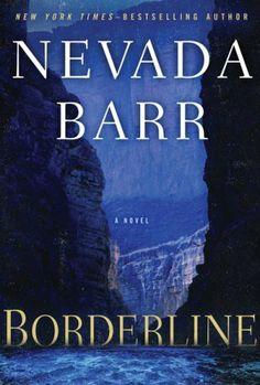 Borderline (Anna Pigeon Mysteries) by Nevada Barr