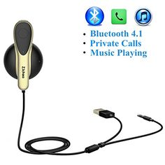 News Bluetooth Headset, Wireless Car Hands Free Driving Coming with Magnetic Charging Dock 3.5mm Aux Input Jack and USB Charging Cord   buy now     $27.99 Differ with other handsfree kits, our bluetooth handsfree kit is featured with a bluetooth headset, which provides you flexibl... http://showbizlikes.com/bluetooth-headset-wireless-car-hands-free-driving-coming-with-magnetic-charging-dock-3-5mm-aux-input-jack-and-usb-charging-cord/