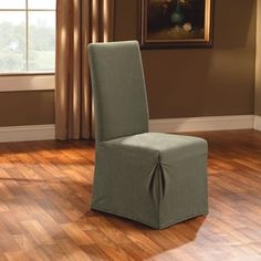Sure Fit Stretch Dining Room Chair Slipcover - Free Shipping On Orders Over $45 - Overstock.com - 11886623 - Mobile