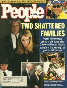 John Kennedy Jr. Wedding | Carolyn John F Kennedy Jr Funeral Lance Armstrong August 9 1999 People